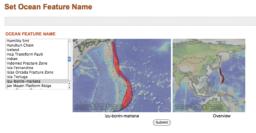 screenshot earthchem portal