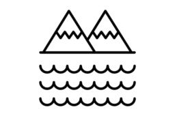 Volcanic Groundwater mountain ranges